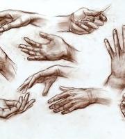 Работы наших учеников по рисунку. Фото-12