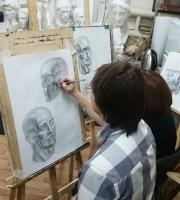 Уроки рисования для взрослых. Фото-1