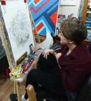 Уроки рисования для взрослых. Фото-5