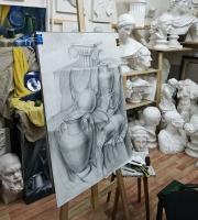 Уроки рисования для взрослых. Фото-6