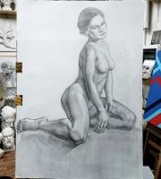 Уроки рисования для взрослых. Фото-15