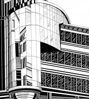 Графический мегаполис