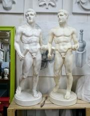 Гераклы нашей мастерской