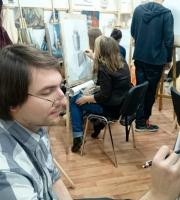 Наша художественная мастерская. Фото-2