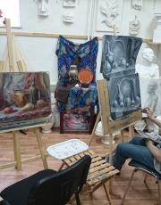 Курсы живописи в Москве. Фото-3