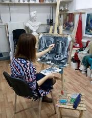 Курсы живописи в Москве. Фото-8