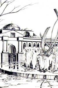 Композиция Город-6