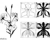 Стилизация растительных форм-6
