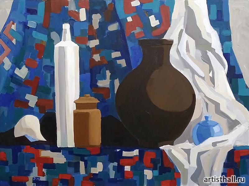 Работы наших учеников по декоративной живописи