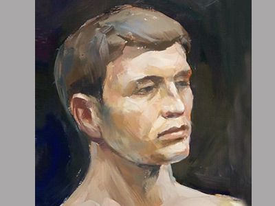 Живописные портреты