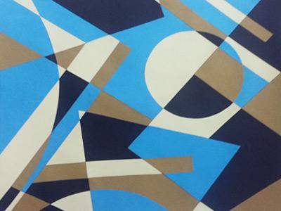 Абстрактные живописные композиции