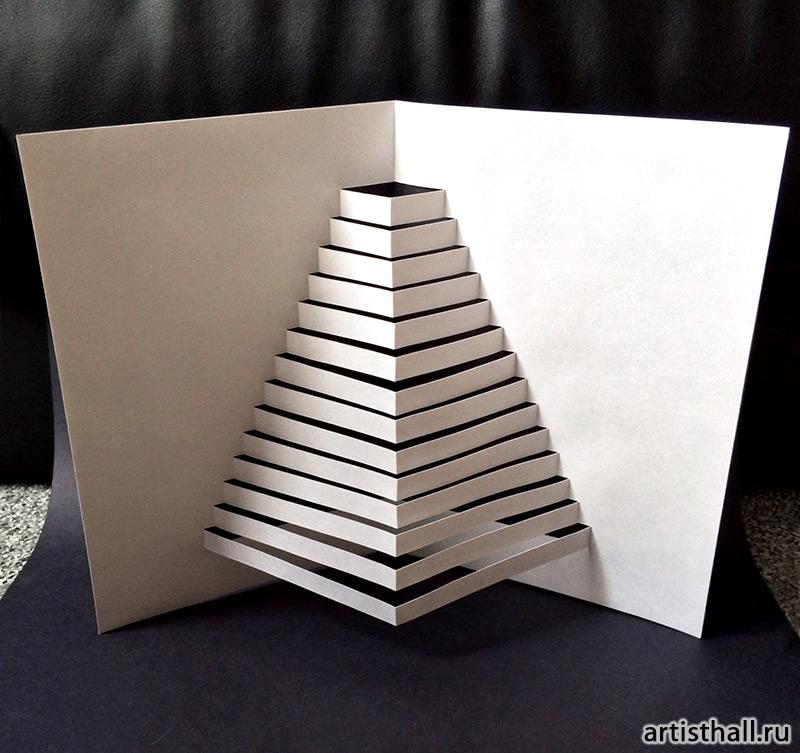 Основные задания бумажной пластики