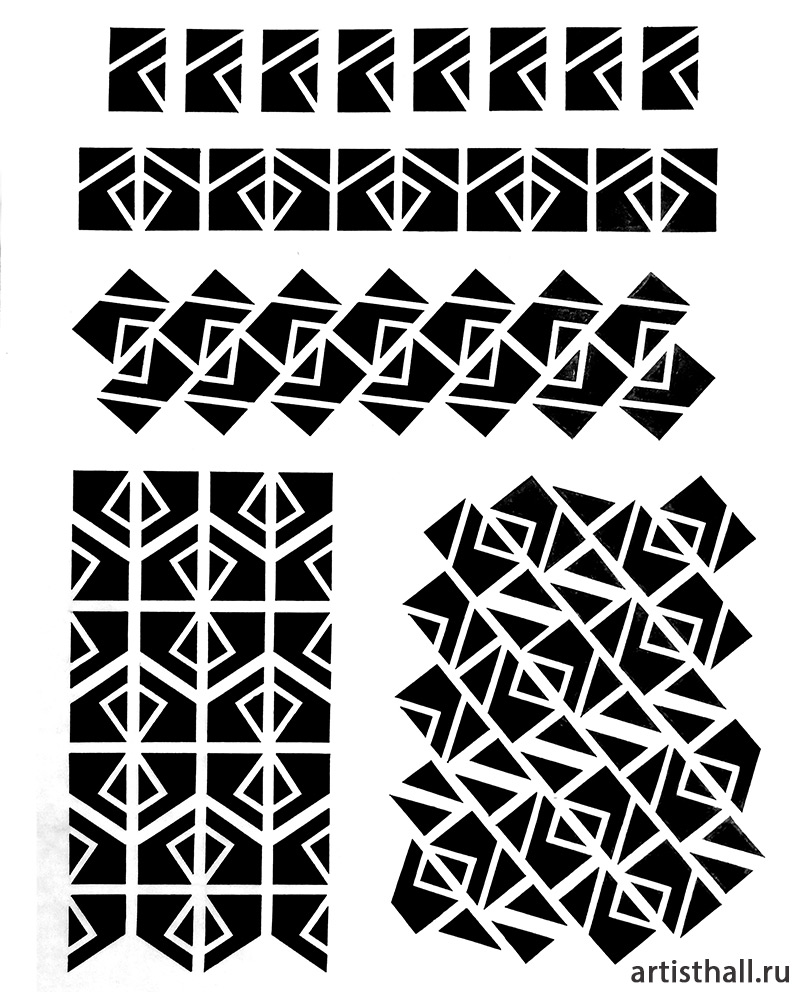 Комбинаторика в композиции