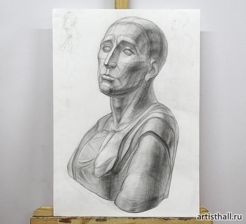 Рисунок Никколо да Уццано