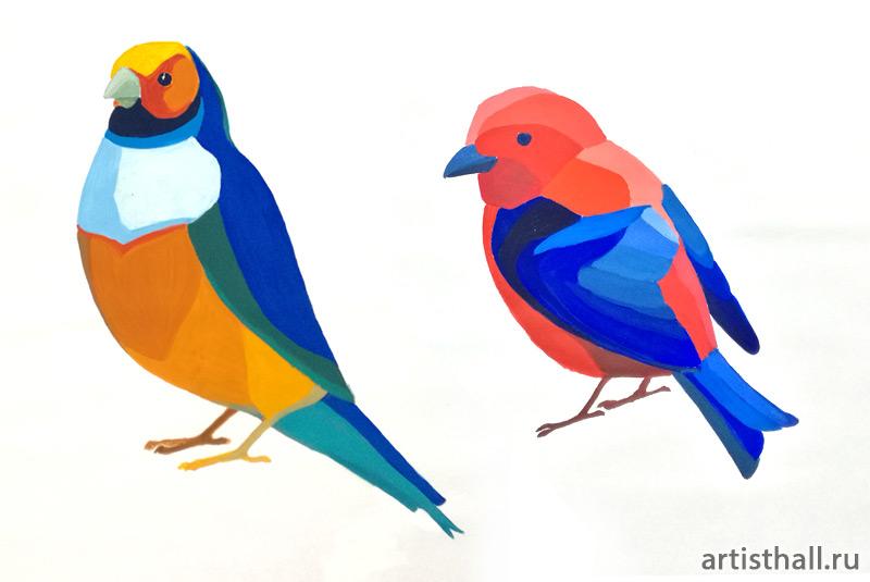 Цветовой вариант-1